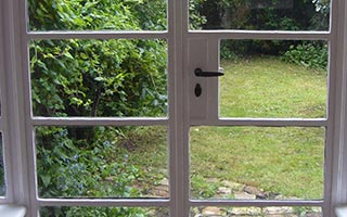 Window French Doors